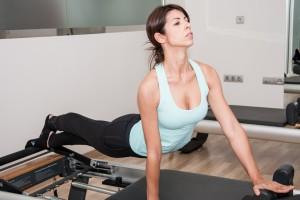 Manuela Maestre Navarro, Pilates Trainer
