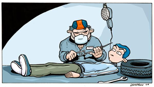 intrusismo sanitario