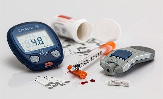 Fisioterapia y dieta sana contra la diabetes